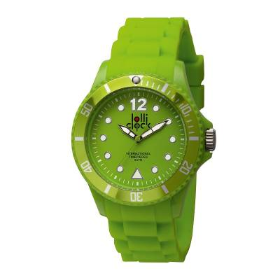 Armbanduhr LOLLICLOCK--grün(hellgrün)