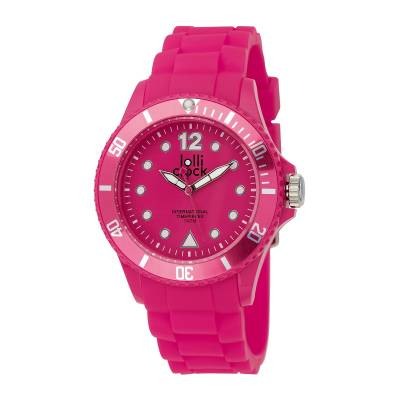 Armbanduhr LOLLICLOCK--pink(magenta)