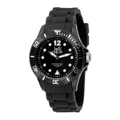 Armbanduhr LOLLICLOCK--schwarz