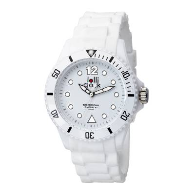 Armbanduhr LOLLICLOCK--weiß