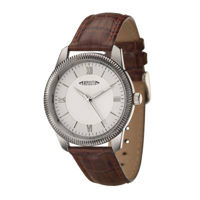Armbanduhr REFLECTS-CLASSIC-weiß