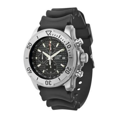 Armbanduhr REFLECTS-SPORT-schwarz