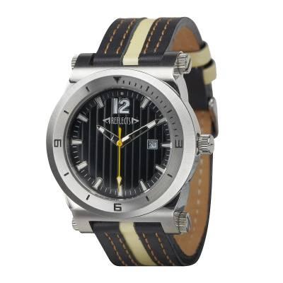 Armbanduhr REFLECTS-TREND-beige