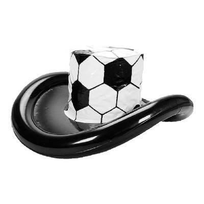 Aufblasbarer Fan-Hut Fußball