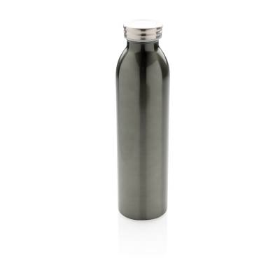 Auslaufgeschützte Kupfer-Vakuum-Flasche Plön-silber