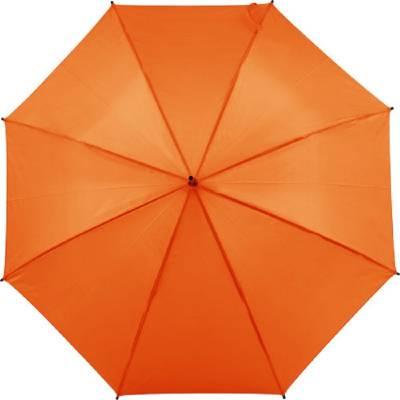 Automatischer Regenschirm Sandra-orange