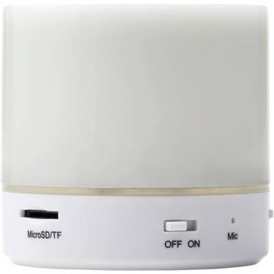 BT-Wireless Lautsprecher Candle aus Kunststoff