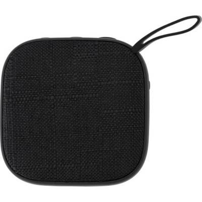 BT-Wireless Lautsprecher Denim aus Kunststoff