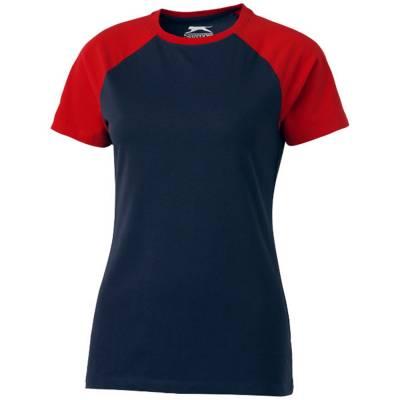 Slazenger Backspin Damen Kurzarm T-Shirt