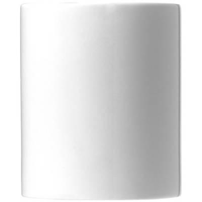 Bahia Keramikbecher-weiß