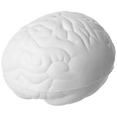 Barrie Antistress Gehirn-weiß