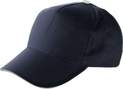 Baseball-Cap Jürmala-blau-one size