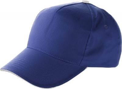 Baseball-Cap Jürmala-blau(kobaltblau)-one size