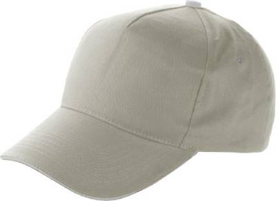 Baseball-Cap Jürmala-grau-one size