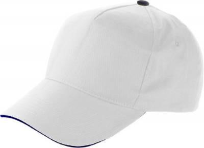 Baseball-Cap Jürmala-weiß-one size