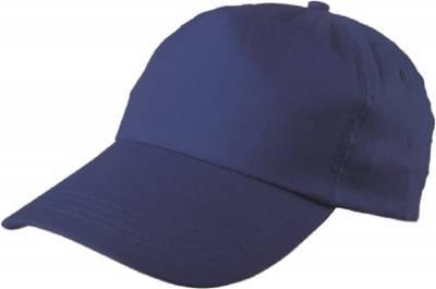 Baseballcap Olaine-blau(kobaltblau)-one size