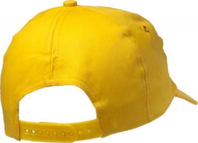 Baseballcap Olaine-gelb-one size