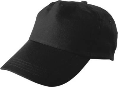 Baseballcap Olaine-schwarz-one size