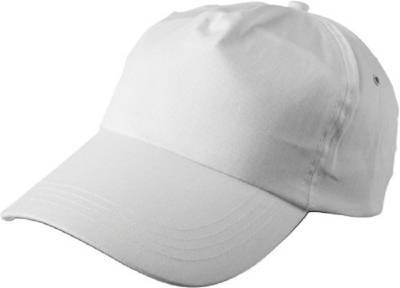 Baseballcap Olaine-weiß-one size
