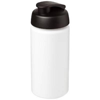Baseline® Plus grip 500 ml Sportflasche mit Klappdeckel