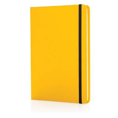 Basic Hardcover PU Notizbuch A5