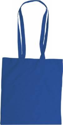 Baumwolltasche Hofburg-blau(kobaltblau)