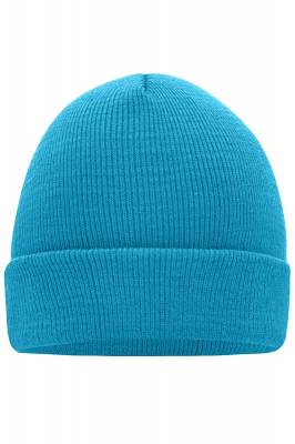 Beanie Chaise-blau(aquablau)-one size-unisex