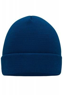 Beanie Chaise-blau(navyblau)-one size-unisex