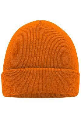 Beanie Chaise-orange-one size-unisex