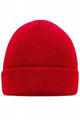 Beanie Chaise-rot-one size-unisex