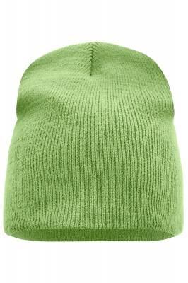 Beanie No.1-grün(limettgrün)-one size-unisex