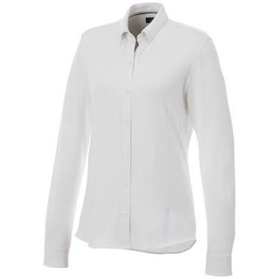 Bigelow langärmlige Bluse