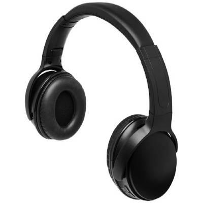 Blaze Kopfhörer mit aufleuchtendem Logo-schwarz
