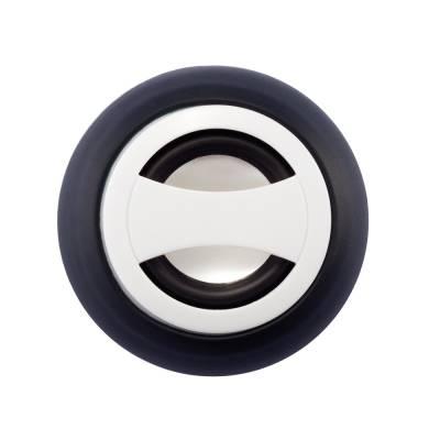 Bluetooth Lautsprecher mit Saugnapf - schwarz