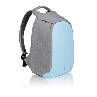 Bobby Anti-Diebstahl Rucksack - blau(hellblau)