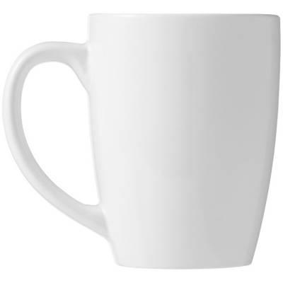Bogota Keramikbecher-weiß