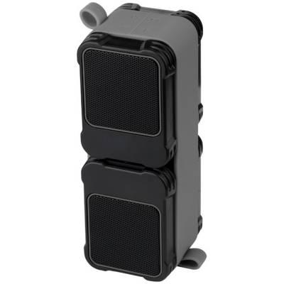 Bond Wasserdichte Bluetooth Outdoor Lautsprecher-schwarz