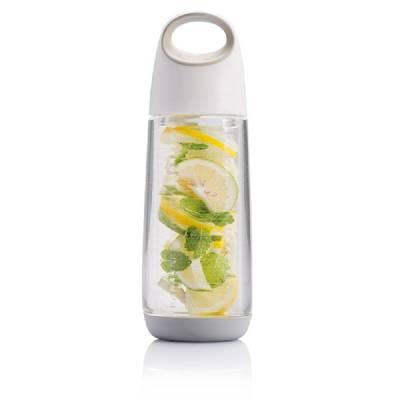 Bopp Fruit Flasche mit Aromafach-weiß