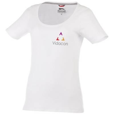 Slazenger Bosey Damen T Shirt - weiß - XS