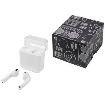 Braavos drahtlose TrueWireless Bluetooth® Ohrhörer mit Lades