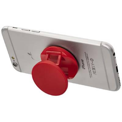 Brace Telefonständer mit Griff-rot