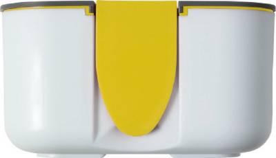 Brotdose Bob (850 ml) aus Silikon und Kunststoff
