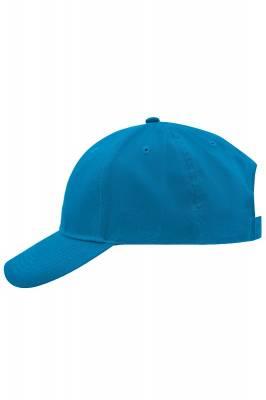 Brushed 6 Panel Cap-MB6118-turquoise-one size
