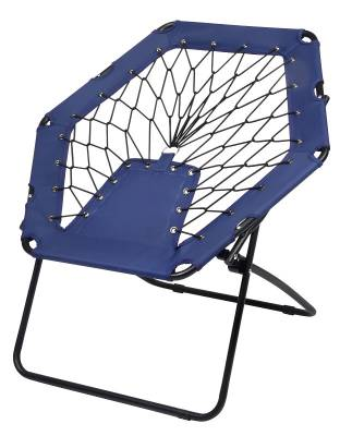 Bungee Stuhl CHILL OUT - blau
