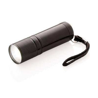 COB Taschenlampe Oschatz-schwarz