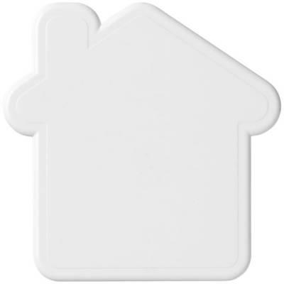 Cait Untersetzer in Hausform-weiß