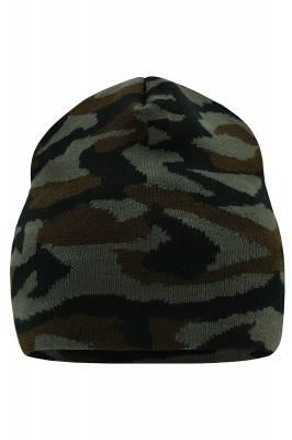 Camouflage Beanie Army