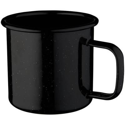 lagerfeuer tasse wei als werbeartikel mit logo bedrucken fp10051006. Black Bedroom Furniture Sets. Home Design Ideas
