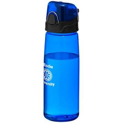 Capri Sportflasche-blau