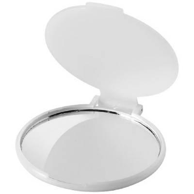Carmen Taschenspiegel-weiß